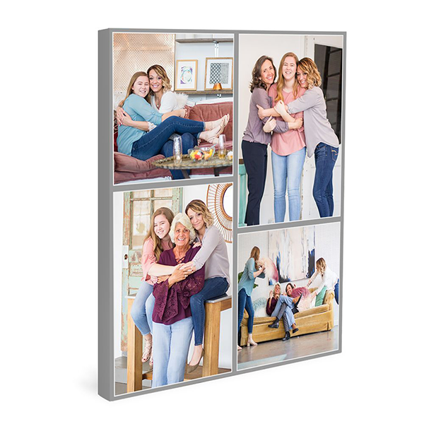 custom gallery framed canvas prints from your photos picture it