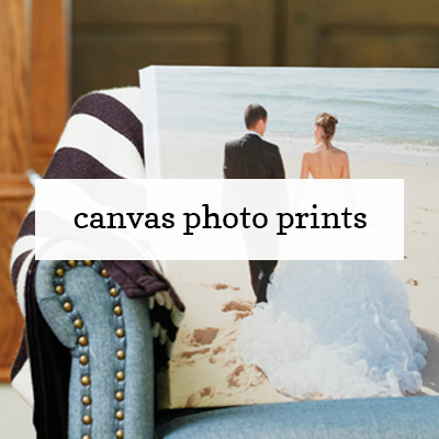 Custom Canvas Photo Prints