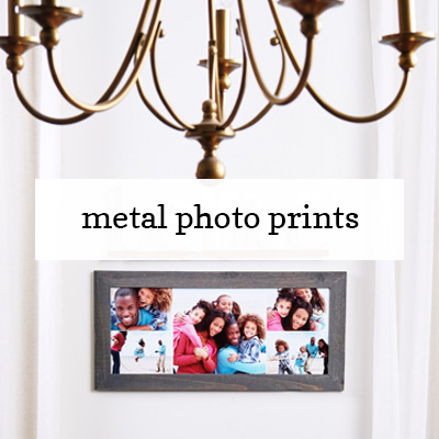 Custom Metal Photo Prints