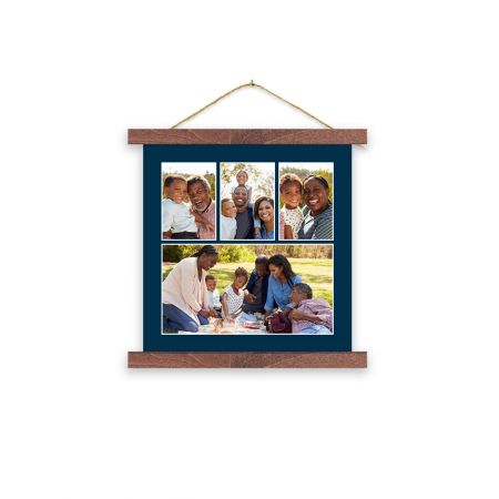 12x12 Hanging Canvas Collage Print