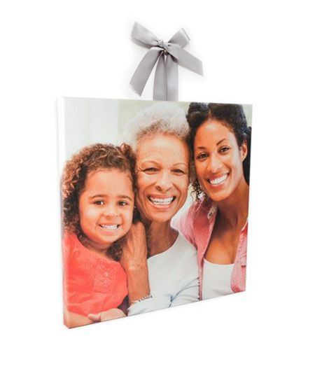 12x12 Canvas Wrapped Print - .75 Inch Sides