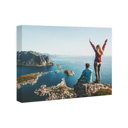 20x24 Canvas Wrapped Print - 1.5 Inch Sides