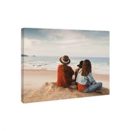 20x24 Canvas Wrapped Print - .75 Inch Sides