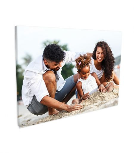 20x30 Canvas Wrapped Print - .75 Inch Sides