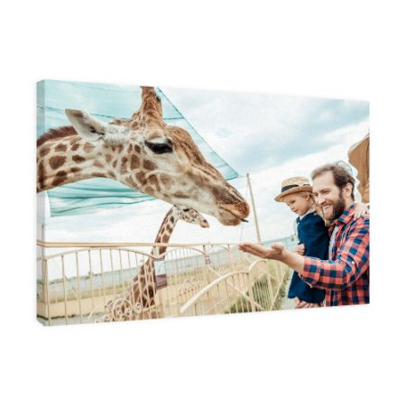 24x36 Canvas Wrapped Print - .75 Inch Sides