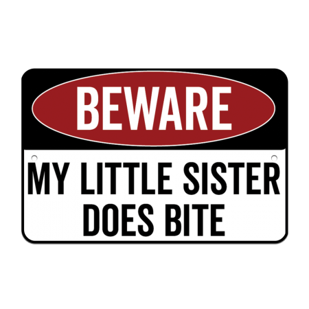 8x12 Beware Road Sign