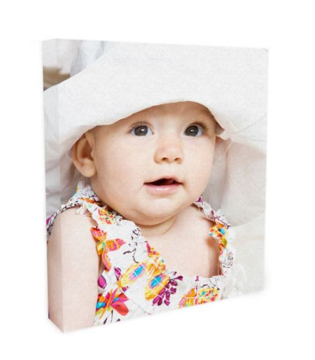 16x20 Canvas Wrapped Print - 1.5 Inch Sides