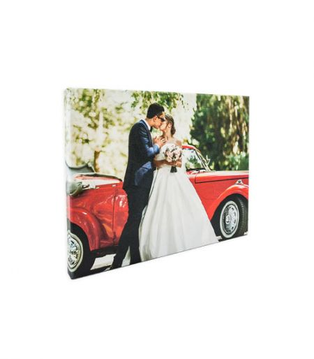 8x10 Canvas Wrapped Print - .75 Inch Sides