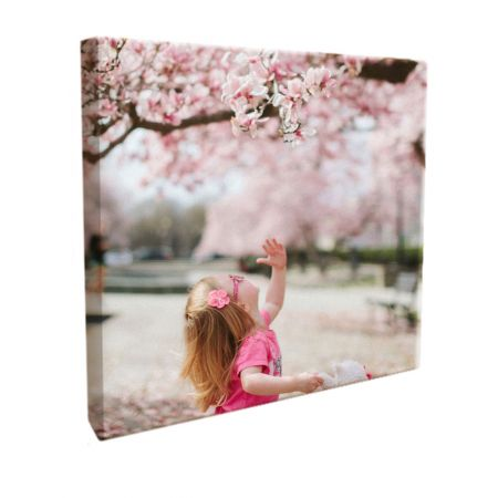 16x16 Canvas Wrapped Print - 1.5 Inch Sides
