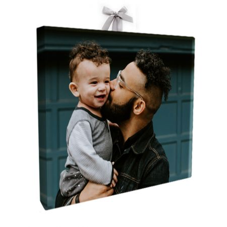 24x24 Canvas Wrapped Print - 1.5 Inch Sides