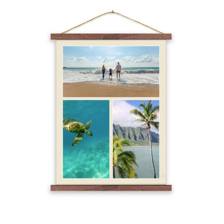 18x24 Hanging Canvas Collage Print - A