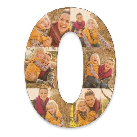 20-Inch Wood Photo Number - 0