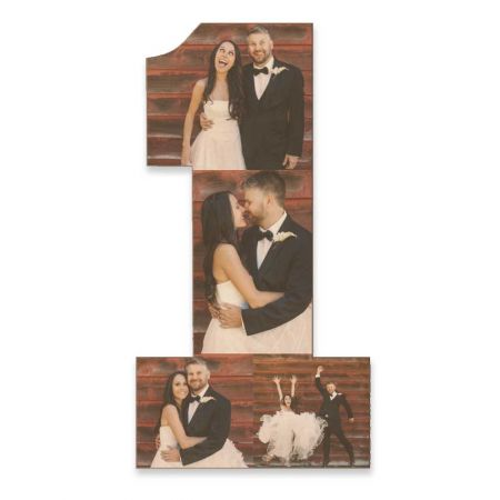 20-Inch Wood Photo Number - 1