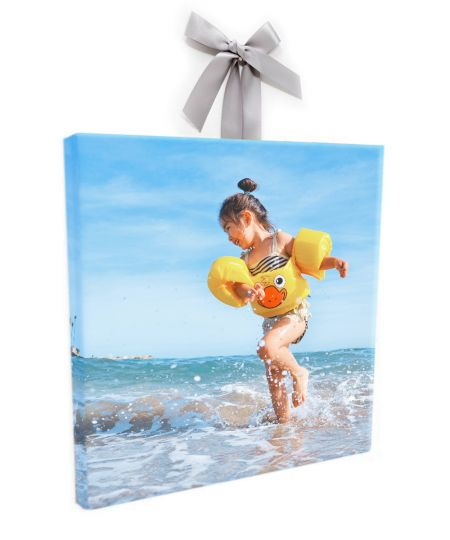 16x16 Canvas Wrapped Print - .75 Inch Sides
