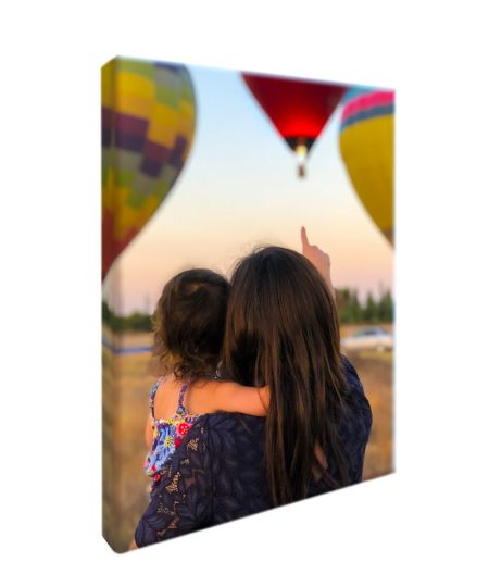 16x24 Canvas Wrapped Print - .75 Inch Sides